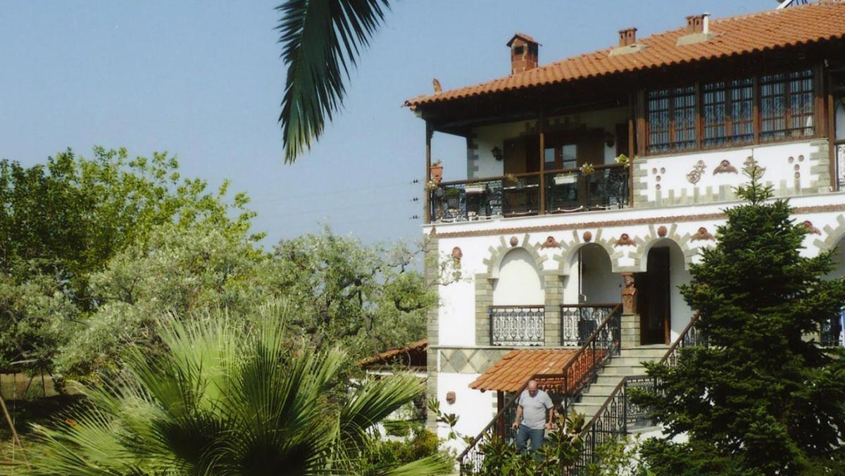 Villa Karapataki Thassos